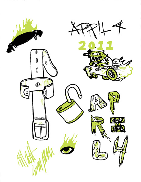 April 4, 2011