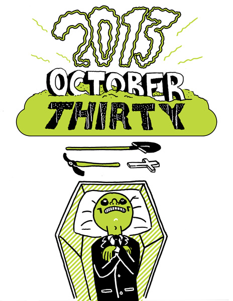 October 30, 2013