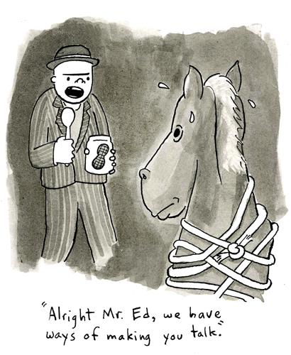 Mr. Ed