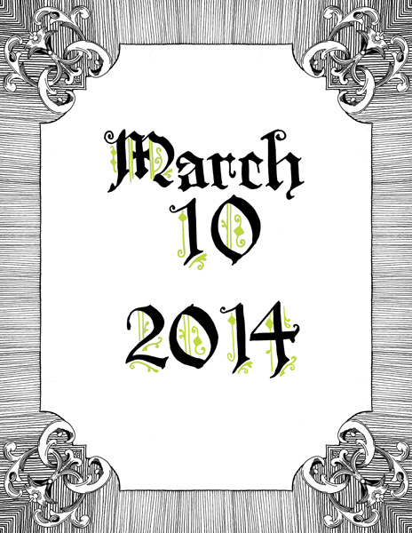 March 16, 2014