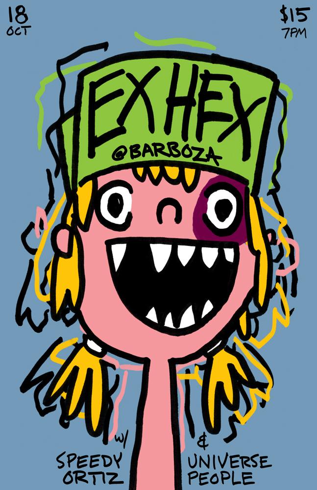 Ex-Hex