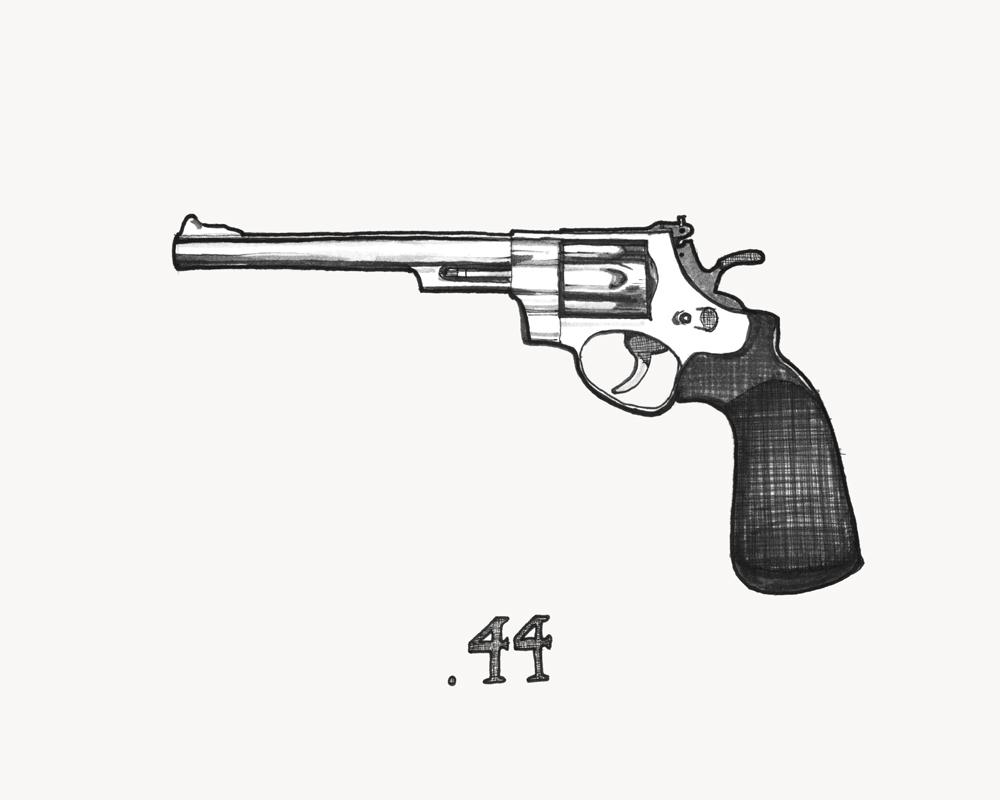 .44 Gun