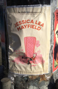 20150215 - Jessica Lea Mayfield Poster 01