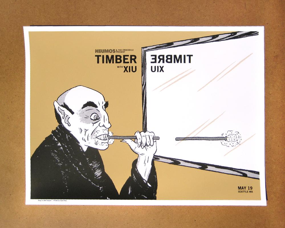 Timber Timbre print