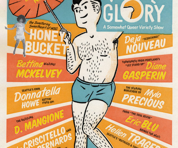 West Side Glory poster