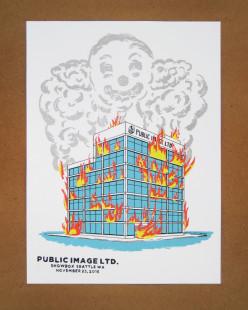 Public Image Ltd. print