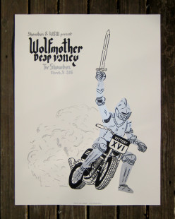 Wolfmother print