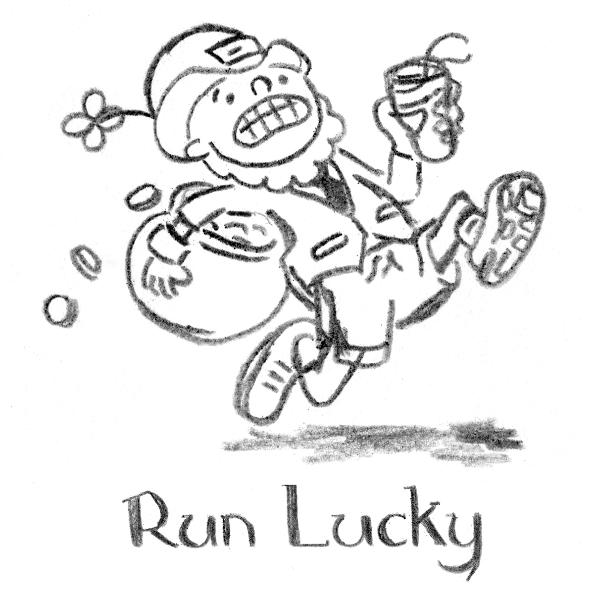 Leprechaun Runner_sketch