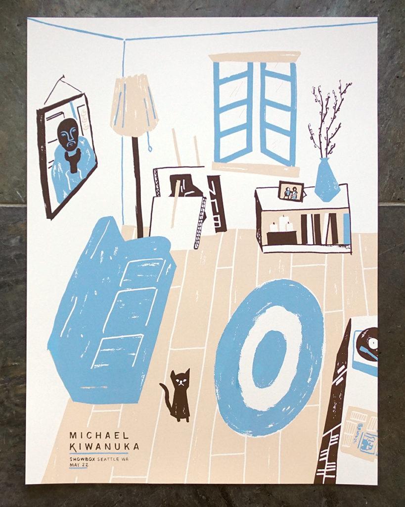 20170522 - Michael Kiwanuka_print