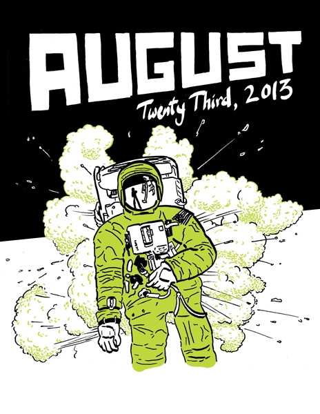 August 23, 2013