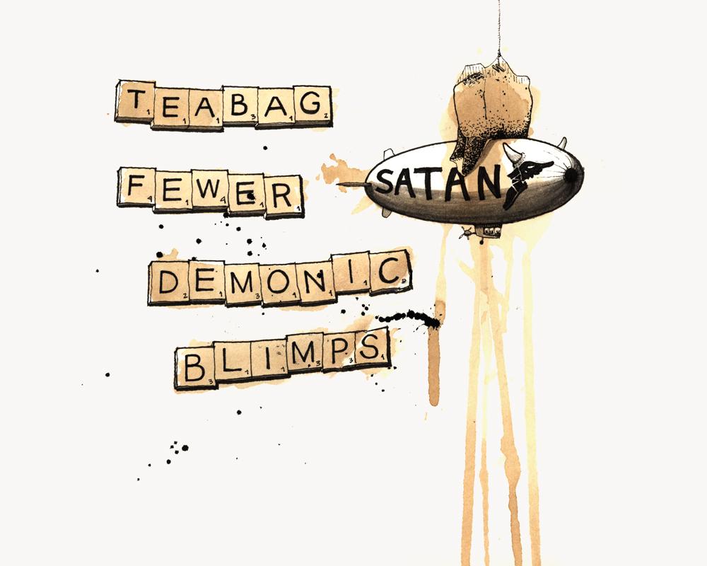 Demonic Blimps