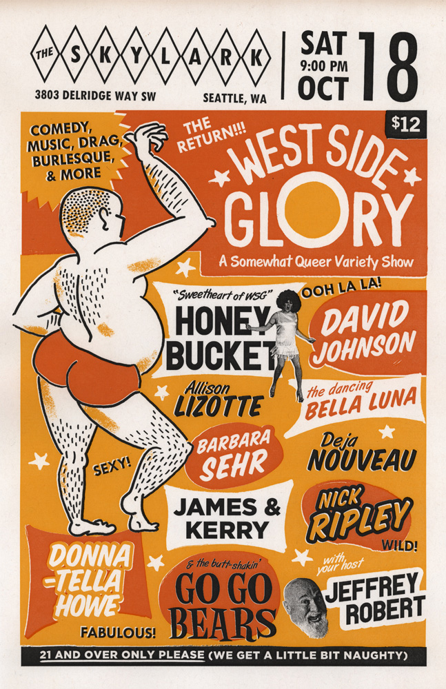 West Side Glory