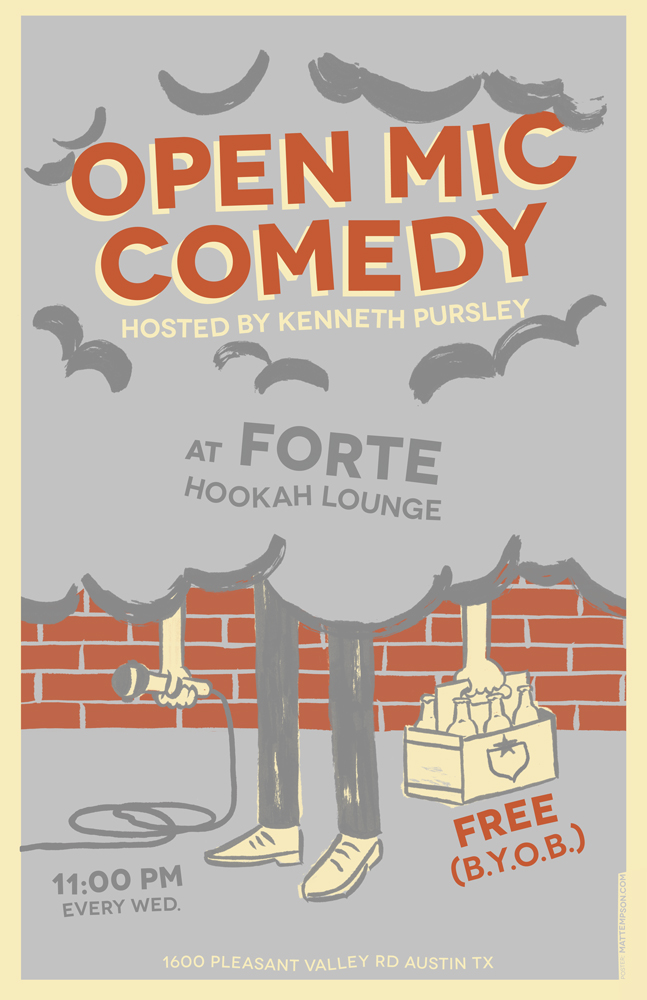 Open Mic at Forte