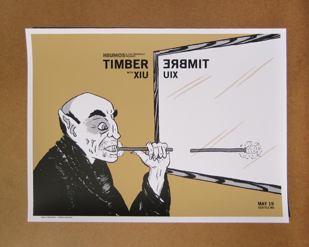 20150519 - Timber Timbre