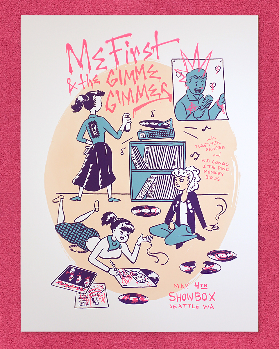 20170504 - Me First & the Gimme Gimmes_print