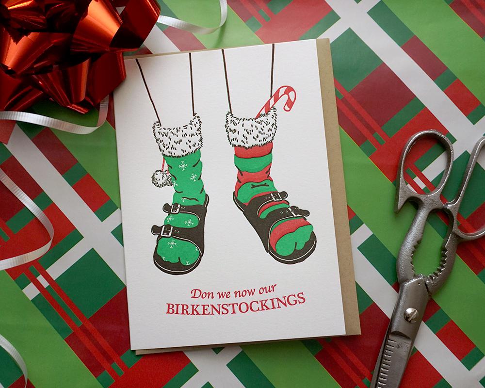 Birkenstockings
